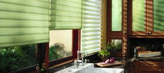 kitchen window treatments in omaha ne ambiance window coverings