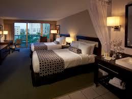 Gesunde Schlafzimmerm El Crowne Plaza Hollywood Beach Resort Hollywood Florida