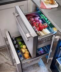 New Modern Kitchen Designs by Undercounter Refrigerators U2013 The New Must Have In Modern Kitchens