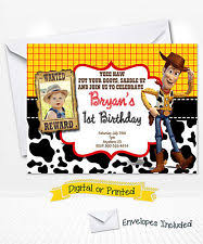 toy story greeting cards and invitations ebay