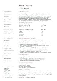 Sample Social Work Resume Resume For No Experience Sample Collection Of Solutions Sample