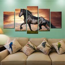 Horse Decor For Home by Online Get Cheap Horse Wall Decoration Aliexpress Com Alibaba Group