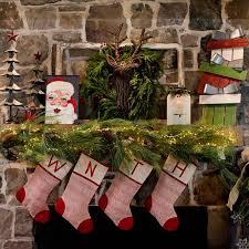 How To Decorate A Mantel For Christmas Christmas Decorating U0026 Entertaining Ideas Kirklands