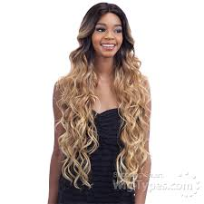 v shaped model model synthetic hair premium seven star v shaped lace front