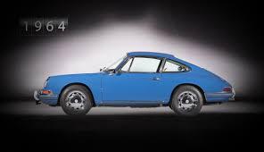Porsche 911 1st Generation - video porsche 911 from one to 1 000 000 units