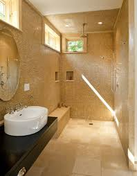 Open Shower Bathroom Wonderful Bathrooms Design Open Shower Design Bathroom Designs
