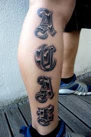 20 dark and real prison tattoo designs