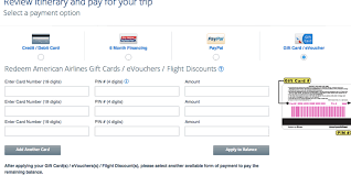 tickets gift card amex platinum airline credit 200 400 an american airlines