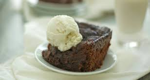 gluten free fudge pudding cake recipe let u0027s be yummy