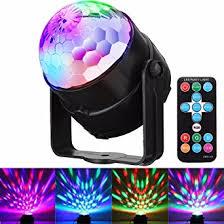 disco light dj disco lights glisteny disco light sound