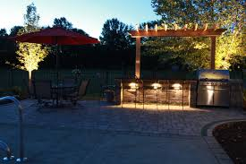Landscape Lighting Contractor Outdoor Kitchen Plans In Your Future Let S Move Inside Outside