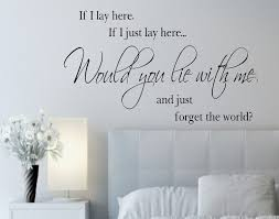 if i lay here if i just lay here vinyl wall decals zoom