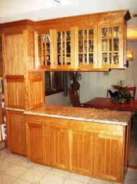Red Birch Kitchen Cabinets Kitchen Red Birch With Granite