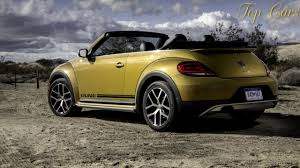 yellow volkswagen convertible 2017 volkswagen beetle dune convertible 1080q youtube