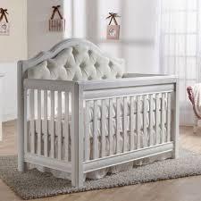 Pali Convertible Crib Pali Cristallo Convertible Crib In Vintage White Conversion