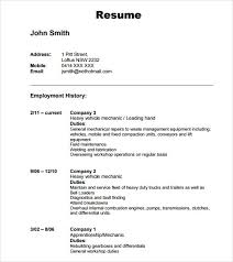 Resume Canada Sample by Canadian Resume Sample Pdf Free Resume Template Canada Sample