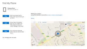 Cell Phone Service Map Find Your Windows Phone After It U0027s Already Lost Stolen Complete