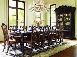 tommy bahama dining table lexington tommy bahama royal kahala islands edge dining set w