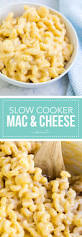 creamy slow cooker mac and cheese i heart nap time
