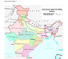 India Political Map by Fileindia Telangana Locator Mapsvg Wikimedia Commons List Of