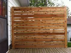 Screen Ideas For Backyard Privacy 16 Diy Privacy Screens That Will Make Your Space More Intimate