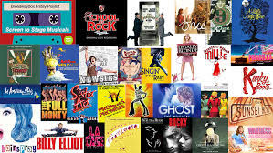 friday playlist a amount of to musical broadway