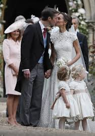 pippa middleton wedding prince william u0027s ex among guests daily