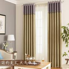 Blackout Curtains For Bedroom Thick Blackout Curtains Bedroom Cotton Linen Thermal Window Drapes