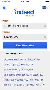 My Resume Builder Indeed Resume Builder Resume Example