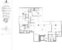 Ritz Carlton Floor Plans by Ritz Carlton Residences Miami Beach New Condos For Sale
