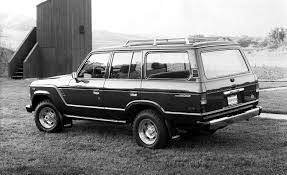 lost cars of the 1980s u2013 toyota 60 series land cruis hemmings daily