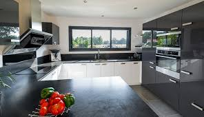 cuisine fonctionnelle plan cuisine ouverte sur salon 4 une cuisine fonctionnelle et