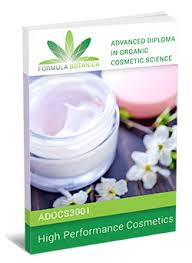 cosmetic science schools advanced diploma in organic cosmetic science skincare course