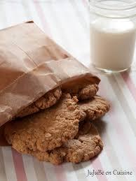 recette de cuisine cookies recette de oatmeal cookies noix de cajou et cacahuètes juube en