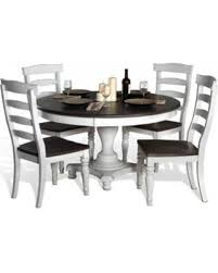 5 dining room sets great deal on bourbon country collection 1014fcdt4c 5 dining