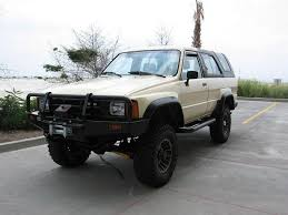 1987 toyota 4runner lift kit any difference in 1st 4runner rear fenders and s