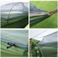 camping survivor hammock with mosquito net rain trap u2013 koki outdoors