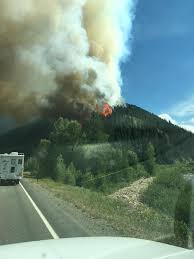 Wildfire Radar by Evacuations Ordered For Wildfire East Of Jackson Wyoming Shelter