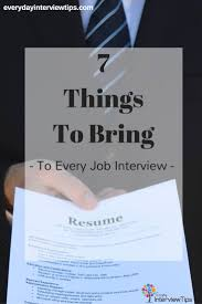Bring Resume To Interview 55 Best Interview Tips Interview Preparation Images On