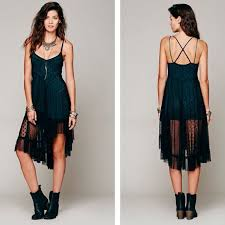 58 off free people dresses u0026 skirts free people black multi