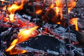 Starting A Fire Pit - back yard fire pit geek prepper