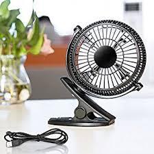 ventilateur de bureau uvistar mini usb ventilateur fan de bureau silencieux portable