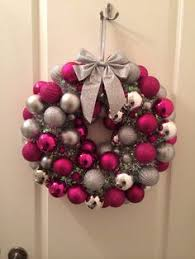 buy ornaments i used 50 60 plastic ones from garden ridge and a