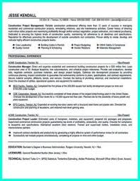 Restaurant Owner Resume Sample by Construction Manager Resume Page 1 Resume Writing Tips For All