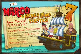 jake and the neverland pirates birthday invites jake and the never land pirates invite by guss7777 on deviantart