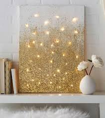 diy home decor projects on a budget 40 brilliantly gold diy projects teen apartment gold diy and