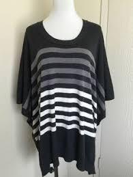 dressbarn sweater twin set 18 20 purple lavender grey ls long