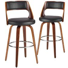 Black Swivel Bar Stool Bar Stools Leather Studded Bar Stools Metal Counter Height