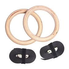 rings wooden images Wooden gymnastics rings at rs 5000 piece jpg