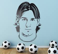 for all football lovers find your perfect decoration here for all football lovers find your perfect decoration here home lionel messidiy wall artstickers
